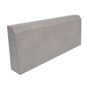 Камень бордюрный полимерпесчаный 500*200*50 цветной