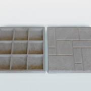 Плитка террасная полимерпесчаная 330*330*20мм цветная